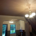 Artex ceiling (After)