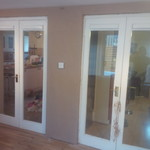 Skim coat finish